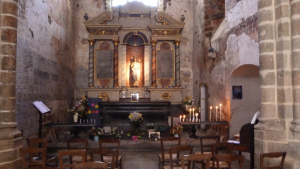 La Chapelle de Charmé