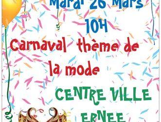 Carnaval d'Ernée 2019
