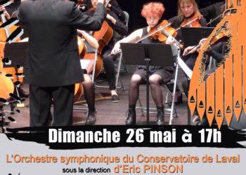 affiche orgue & symphonique