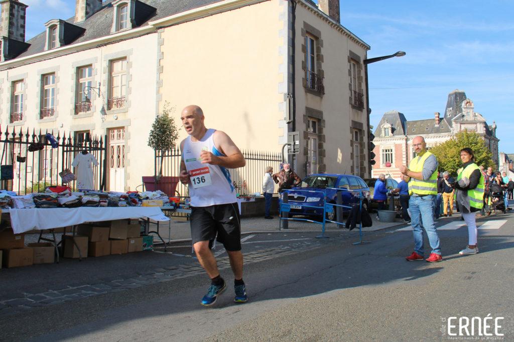 Trail Urbain de la Saint Grégoire 2019