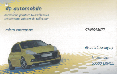 DP Automobile Ernée